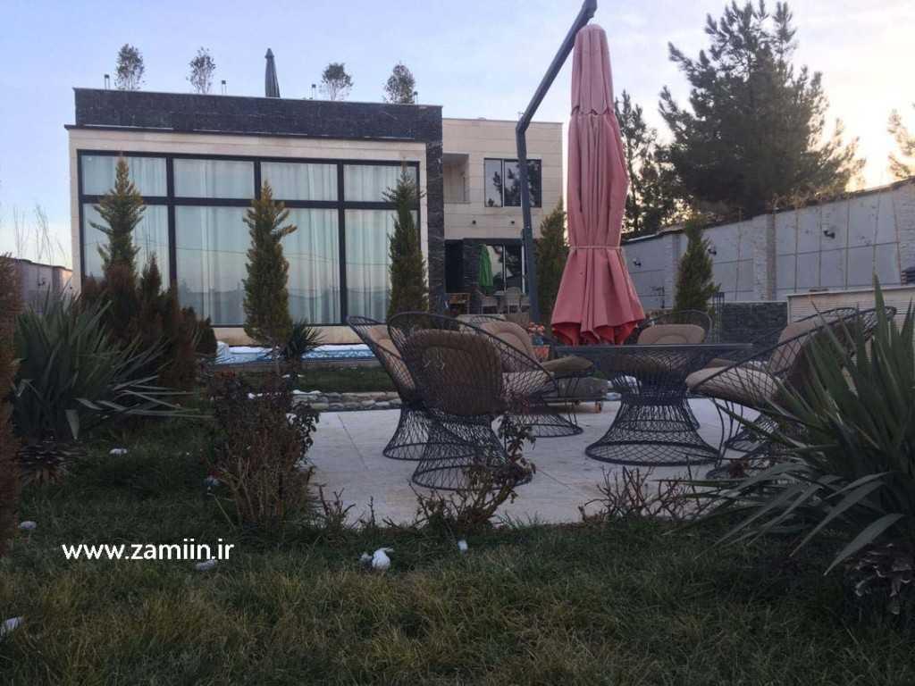 فروش ویلا لوکس در شهرک زعفرانیه کردان