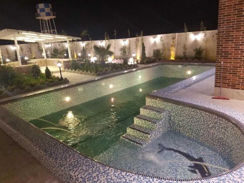 ویلا زیبا در زکی آباد سهیلیه کردان