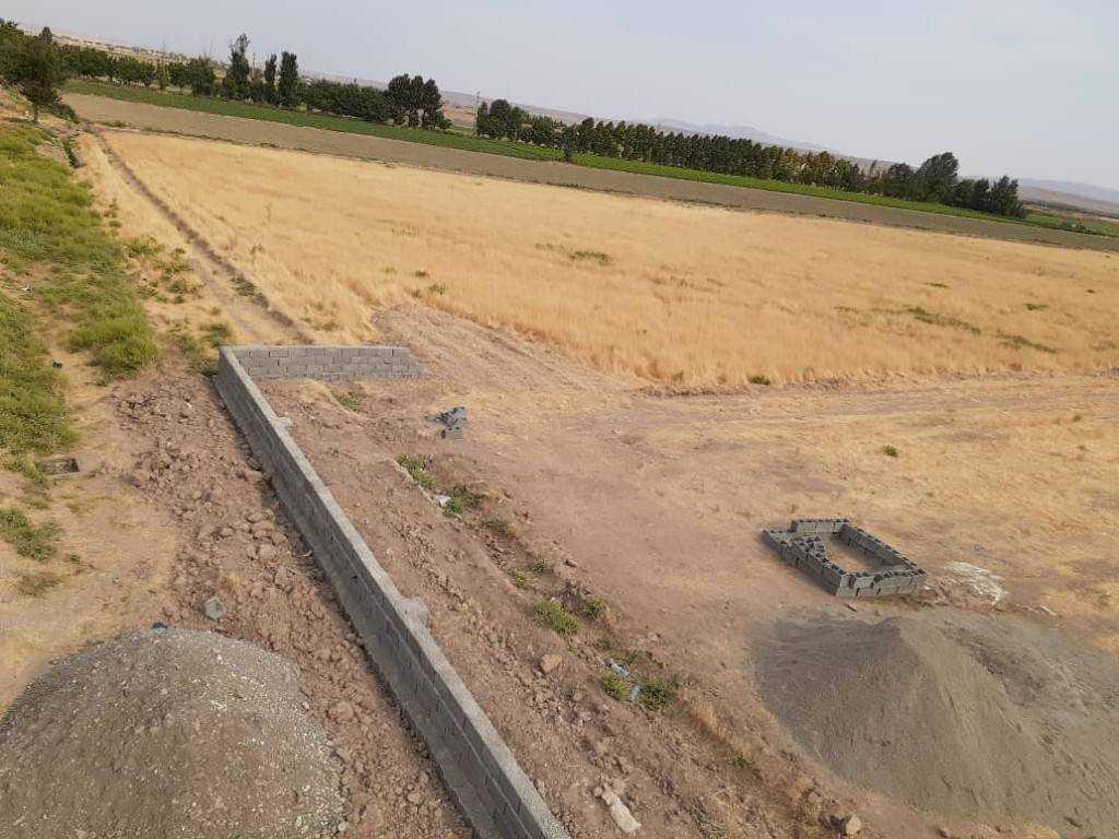 زمین شهرکی ارزان در دولت آباد سهیلیه کردان